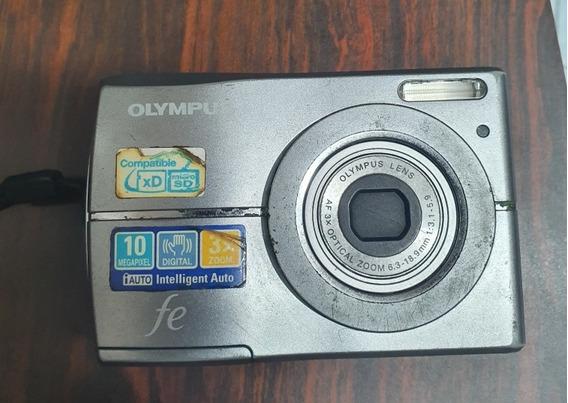 Câmara Digital Olympus Fe 35 No.estado