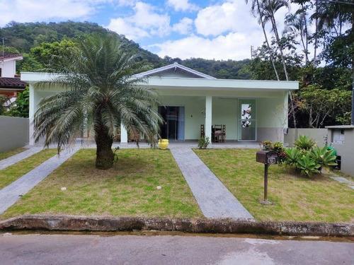 Imóvel No Condomínio Park Imperial Na Praia Do Massaguaçu Com 720m² De Área Total - Ca0715