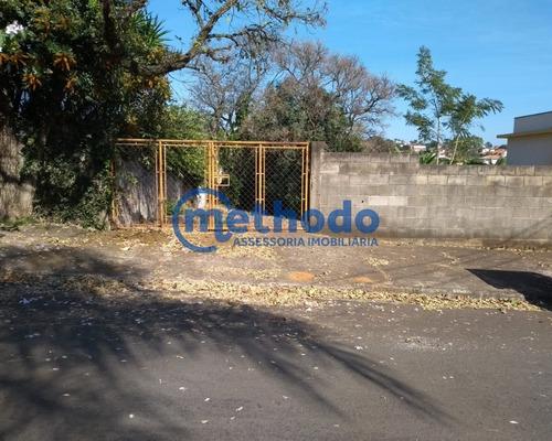 Terreno - Venda - Campinas - Sp - Barão Geraldo - Te00056 - 68379163