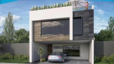 Casa En Preventa Fraccionamiento Lucendi. 39