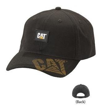 Gorra Cat Negra Sly Cod: 1530117
