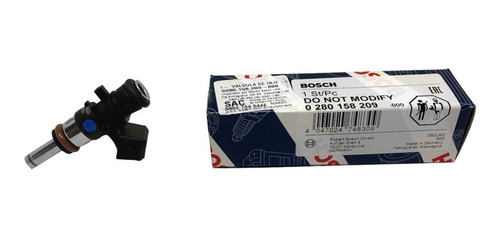 Bico Injetor 80lbs/h Bosch 0280 158 209
