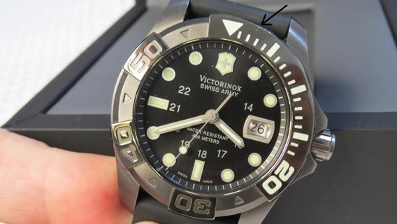 Relógio Victorinox Dive Master Detalhes Mínimos Oportunidade