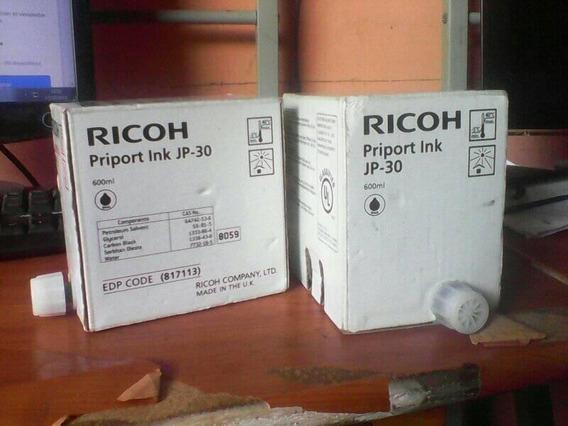 Tinta Copy Printer Ricoh Priport Ink Jp-30