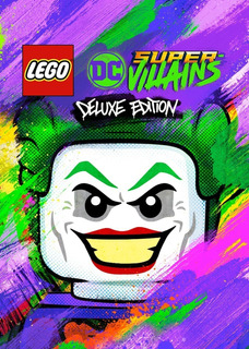 Lego Dc Super Villains Deluxe Edition Steam Key Global