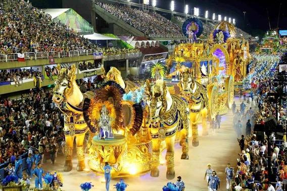 Desfiles Das Escolas De Samba Do Rj 2019 - Completos