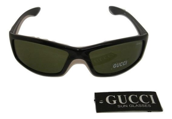 Lentes De Sol Gucci Con Cristales De Vidrio.exclusivo.unisex