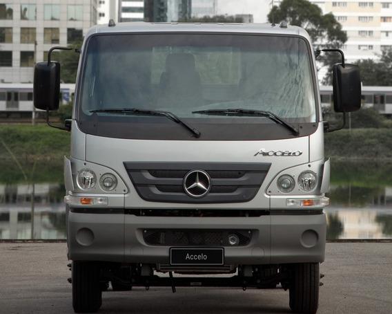Mercedes-benz Acello 815 2019 Consorcio Prest 1280,00