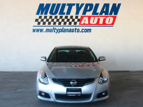 Nissan Altima 3.5 Sr Mt Coupe