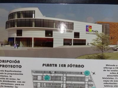 Venta Tienda Importante Proyec Comercial Plaza Santo Domingo