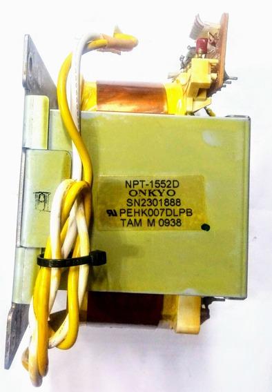 Transformador Receiver Onkyo Npt-1552d (sn2301888)