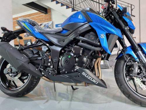 Gsx-s 750za Azul  Zero Km
