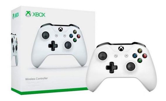 Controle Sem Fio Para Xbox One S - Microsoft