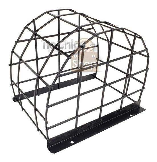 Grade Proteção Antivandalismo Para Câmera Ip Speed Dome Gaiola De Ferro Proteja Sua Câmera Contra Furto E Vandalismo
