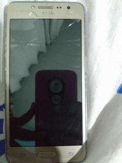Celular Samsung Galaxy J2 Prime Dourado Modelo Sm-g532mt