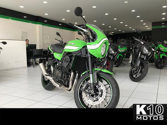 Kawasaki Z900rs Café Modelo 2019