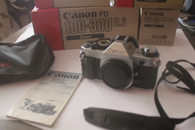Canon Ae1 Program - Funcionando Perfeitamente