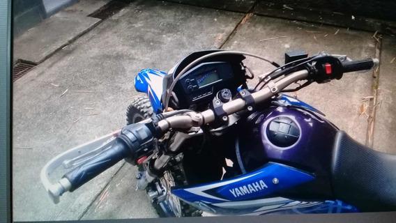 Yamaha Lander Xtz 250x