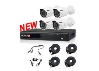 Kit De Video Vigilancia Provision Isr - Blanco