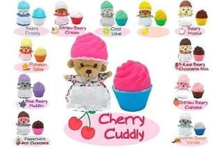 Cupcake Bears Se Transforma En Oso Con Aroma Delicias3