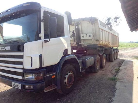 Scania 420 6x4 Cavalo Traçado 2007/2007 R$ 88.000 Revisado.