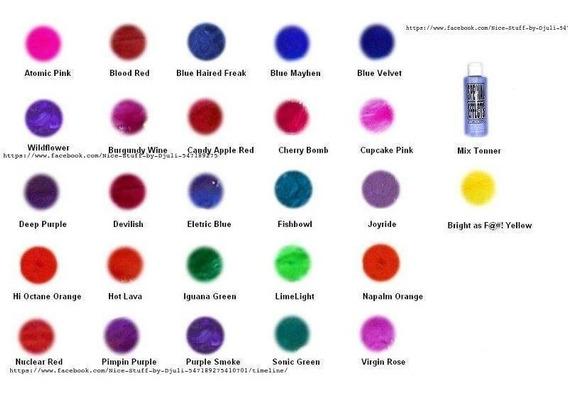 Tonalizante Semi-permanente Colorido Special Effects