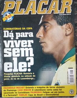 Revista Placar Edição 1161 Março De 2000