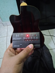 Afinador Digital Afm100 Parar Violão, Baixo E Guitarra.