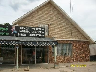 Casa Con Local Comercial Sobre Giannattasio Km 27.500