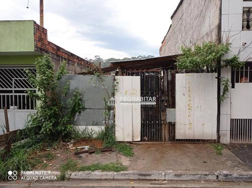 Terreno À Venda No Jardim Guanhembu - Te1076