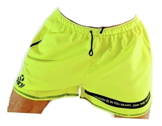 Id456 Hartl Pantalon Corto Short Fitness Running Tendencia