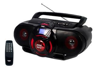 Grabadora Naxa 273 Con Bt,cd, Casette,usb, Aux Y Radioam/fm