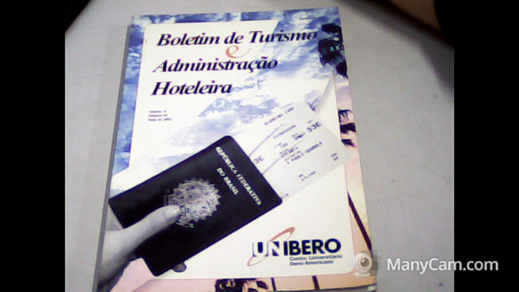 Boletim De Turismo E Administração Hotel Centro Universitár