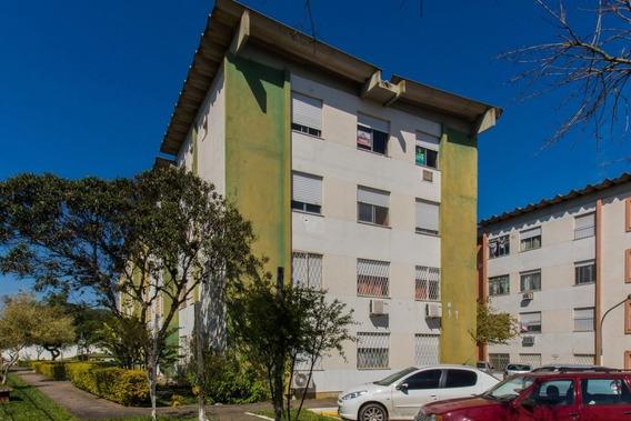 Apartamento Em Vila Nova Com 1 Dormitório - Rg3405