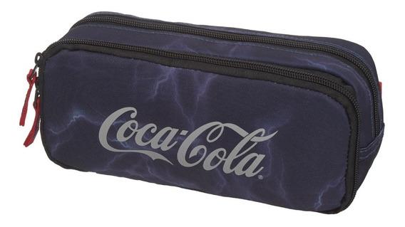 Estojo Duplo Coca Cola Bolt - U
