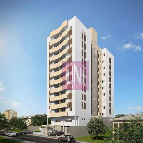 Imagem 1 de 7 de Apartamento Com 2 Dormitórios À Venda, 77 M² Por R$ 480.960,10 - Vila Mussolini - São Bernardo Do Campo/sp - Ap1716