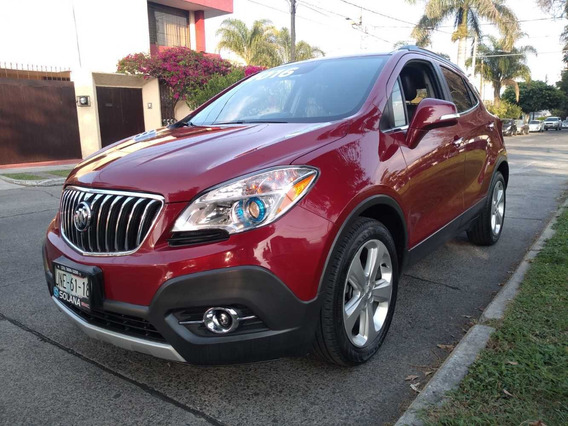 Buick Encore Premium 1.4 Turbo 2016