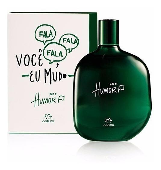 Natura Paz & Humor 75ml - Promoção - Verde