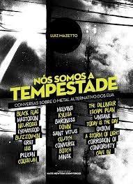 Livro Livro Nós Somos A Tempestade C Luiz Mazetto