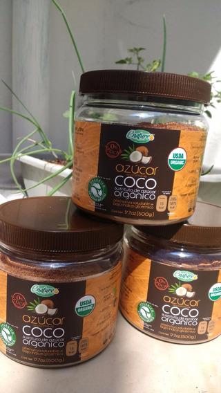 Azucar De Coco 500 Gramos