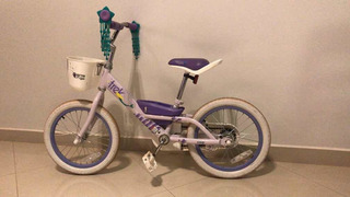Bicicleta Infantil Trek Mystic Aro 16 Para Meninas
