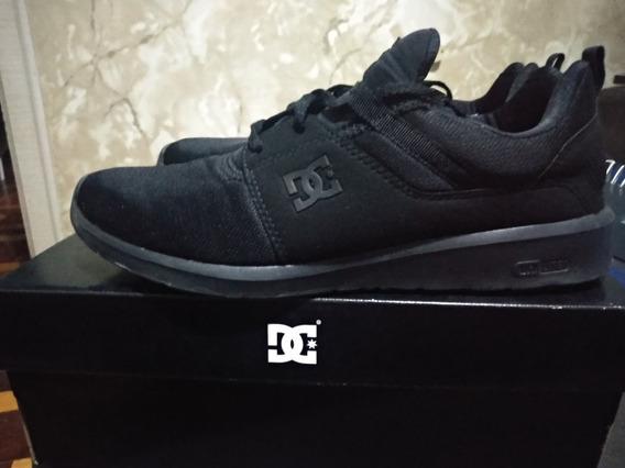 Tênis Dc Shoes Heathrow Preto