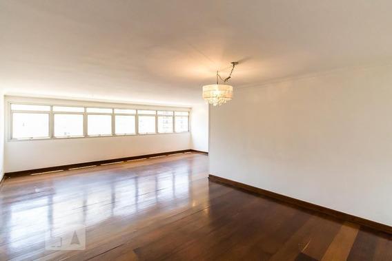 Apartamento No 10º Andar Com 4 Dormitórios E 2 Garagens - Id: 892970790 - 270790