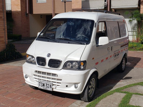 Dfsk Van Cargo 2017 1000cc Blanca Servicio Publico 5 Puertas