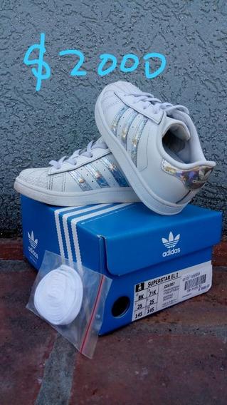 Zapatillas adidas Superstars (muy Poco Uso)