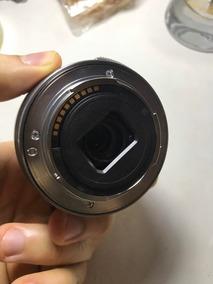 Lente Câmera Sony 16-50mm F/3.5-5.6 Oss - Selp1650 - Leia