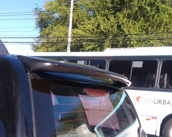 Aerofólio Tracker Fibra Sem Luz Sem Furação Discreto Show !!