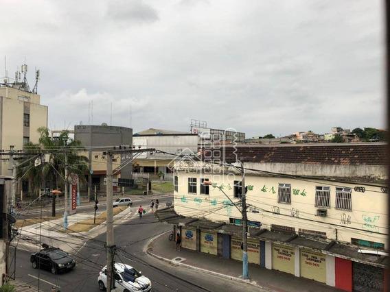 Prédio Com Mais De 20 Salas Para Alugar, 908 M² Por R$ 20.000/mês - Zé Garoto - São Gonçalo/rj - Pr0007