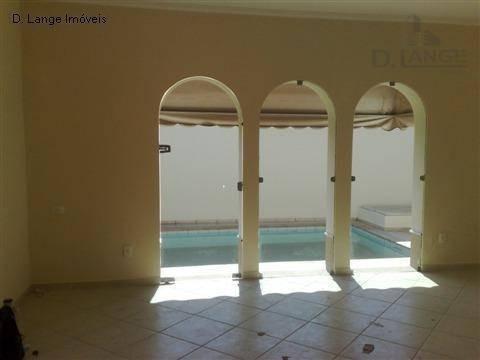 Casa Residencial À Venda, Jardim Chapadão, Campinas - Ca3075. - Ca3075