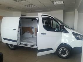 Ford Transit 2.2 Van Corta Techo Bajo Aa Custom Mt 2018